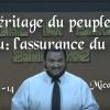 Micael Beaulieu – L'héritage du peuple de Dieu: l'assurance du salut – Éphésiens 1.11-14