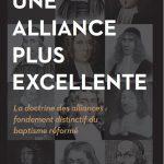 Mon nouveau livre: Une alliance plus excellente