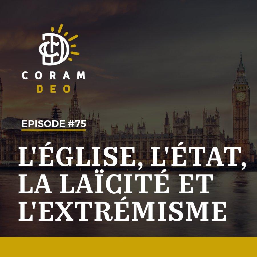 L'ÉGLISE, L'ÉTAT, LA LAÏCITÉ ET L'EXTRÉMISME
