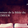JOB (Bible du Semeur)