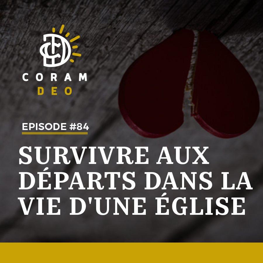 SURVIVRE AUX DÉPARTS DANS LA VIE D'UNE ÉGLISE