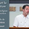 Jésus et la tradition – La fausse religion des hypocrites – Mt 15.1-9