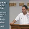 Attention au levain de l'hérésie – L'avertissement de Jésus aux disciples inattentifs – Mt 16.5-12