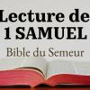 1 SAMUEL (Bible du Semeur)