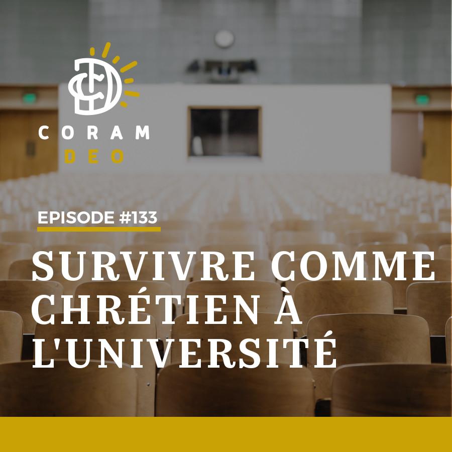 Survivre comme chrétien à l'université