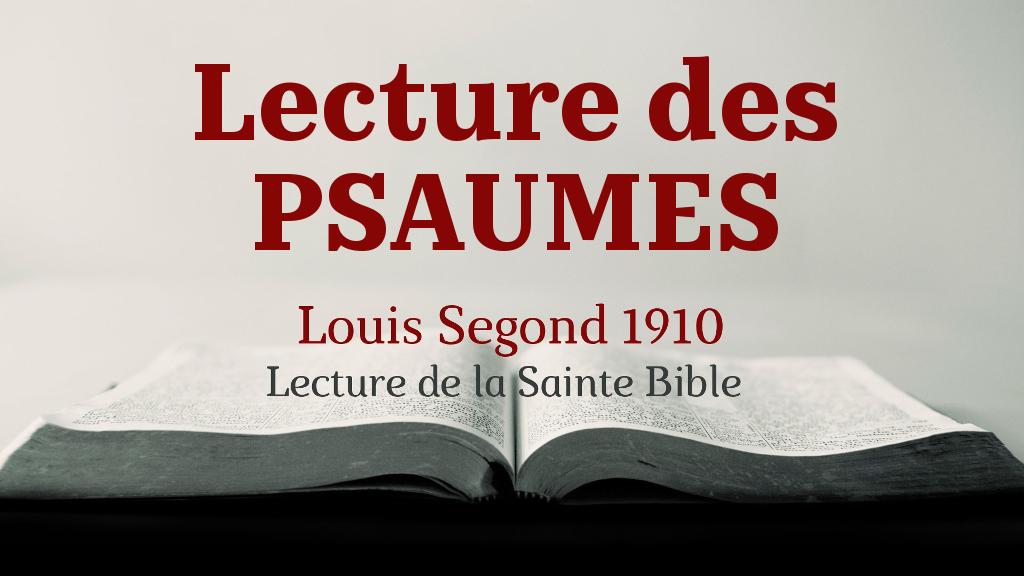 SEGOND VERSION TÉLÉCHARGER LOUIS AUDIO BIBLE LA